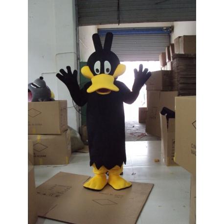Mascot Costume Daffy Duck