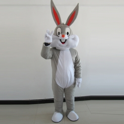 Mascot Costume Bugs Bunny