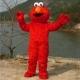 Mascot Costume Elmo