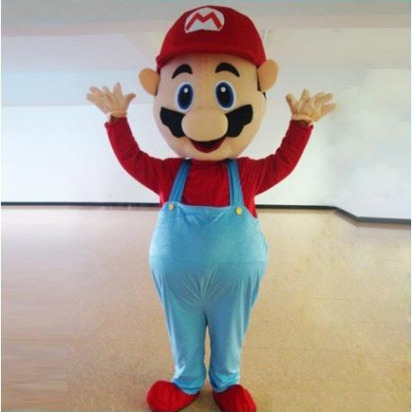 Mascotte Mario