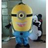 Mascot Costume Minion 1 eye - Desplicable me