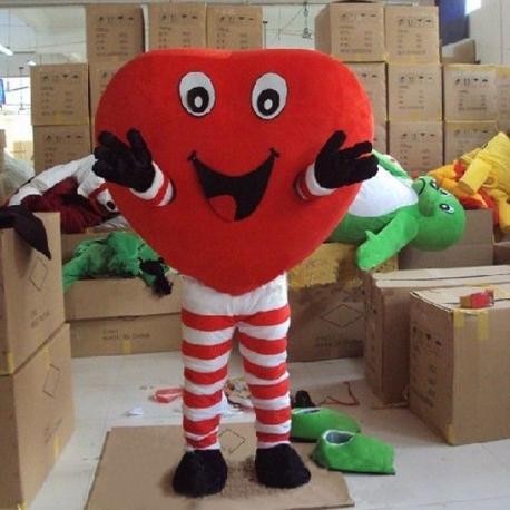 Mascot Costume Heart