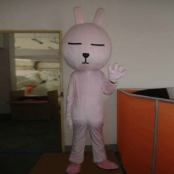 Mascot Costume Little Rabbit Manga