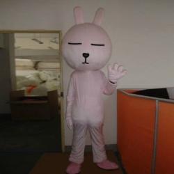 Mascotte Coniglietto Manga