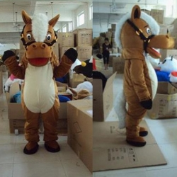 Mascot Costume Horse