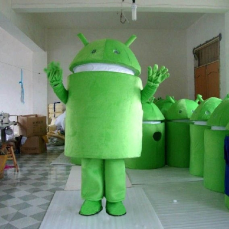 Mascotte Android